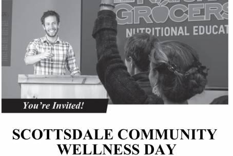 Scottsdale Community Wellness Day