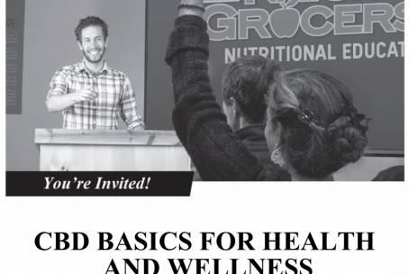 CBD Basics For Health and Wellness Group Nurse Coaching