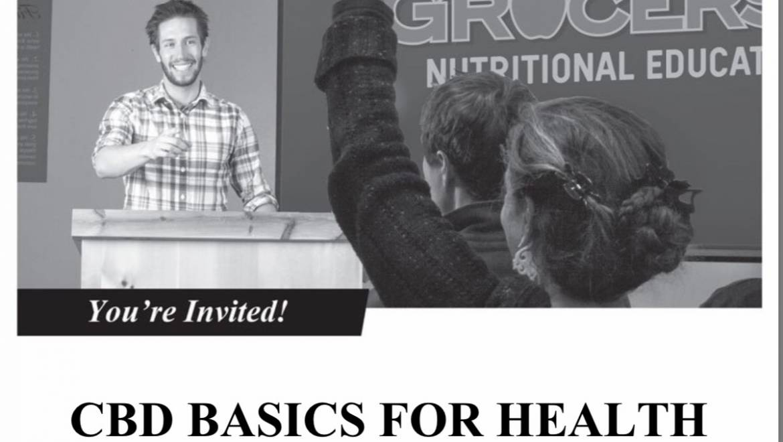 CBD Basics For Health and Wellness Nurse Group Coaching