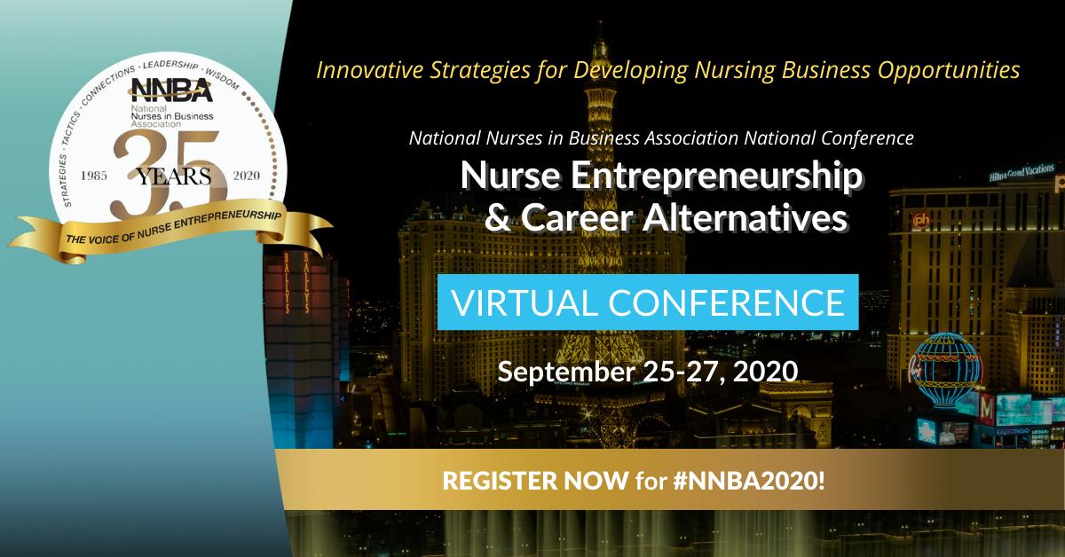 nurse entrepreneurship, NNBA2020