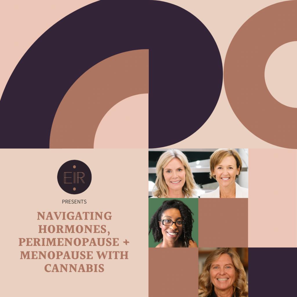 cannabis , perimenopause, and hormones